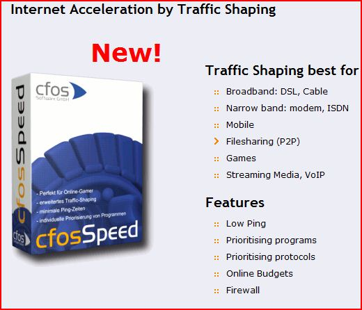 ����� ������ cFosSpeed 5.13 Build cfosspeed.jpg